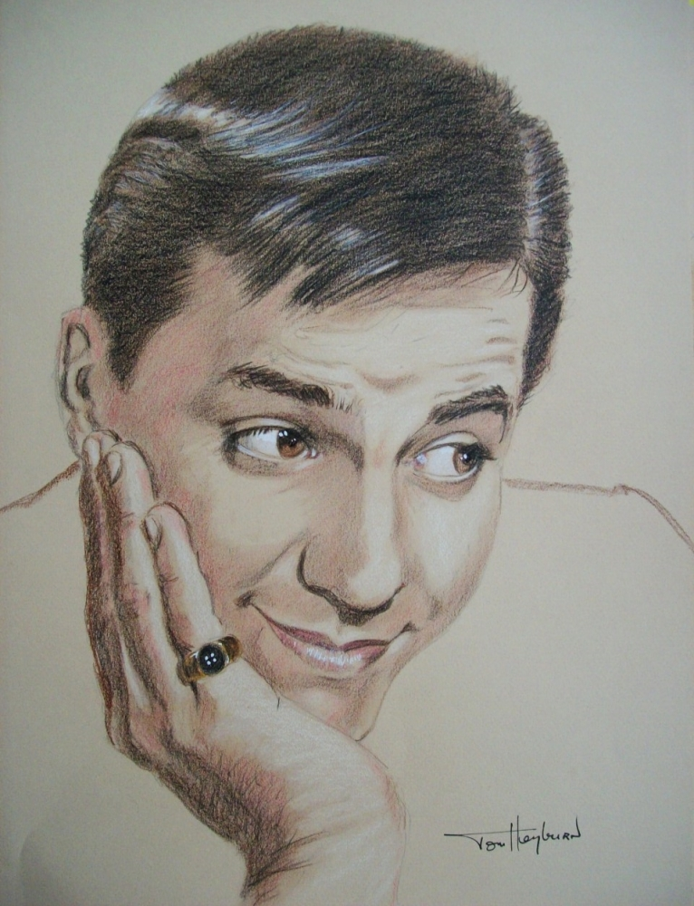 Jerry Lewis by Tom-Heyburn
